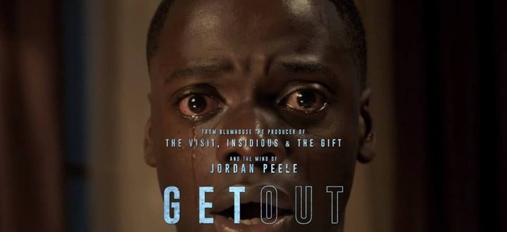 *Get Out* movie promo image.